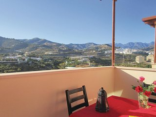Nice home in Torrox w/ 2 Bedrooms