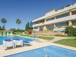 Awesome home in Marbella w/ 2 Bedrooms and WiFi (EAS106)