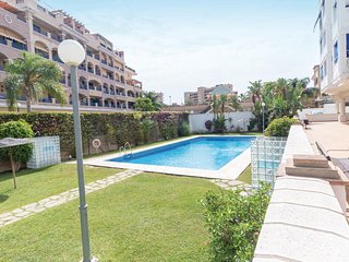 Amazing home in Torremolinos w/ WiFi and 1 Bedrooms