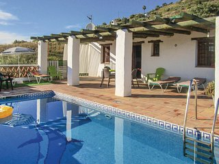 Nice home in Frigiliana w/ WiFi, 2 Bedrooms and Outdoor swimming pool