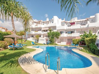 Awesome home in Cancelada w/ WiFi, 2 Bedrooms and Outdoor swimming pool (EAS143)