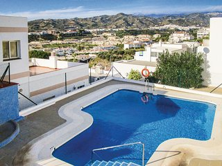 Awesome home in Torrox Park w/ WiFi, 2 Bedrooms and Outdoor swimming pool