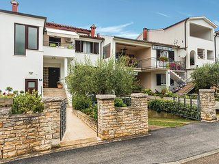 Stunning home in Porec w/ WiFi and 2 Bedrooms