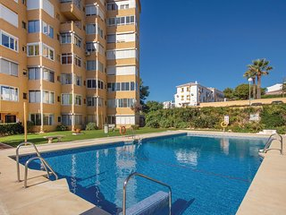 Amazing home in La Cala de Mijas w/ WiFi, 0 Bedrooms and Outdoor swimming pool