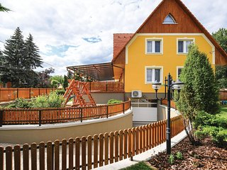 Nice home in Bogács w/ Sauna, WiFi and 1 Bedrooms