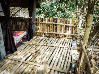 Tiny Bamboo House