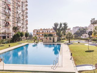 Nice home in Benalmadena w/ Outdoor swimming pool and 1 Bedrooms