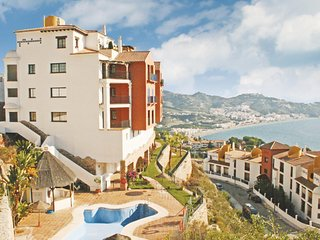Amazing home in La Herradura Almunecar w/ WiFi and 2 Bedrooms
