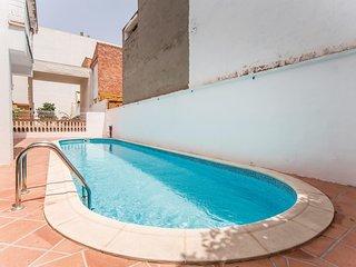 Stunning home in El Grau de Moncofa w/ 6 Bedrooms (EBA014)