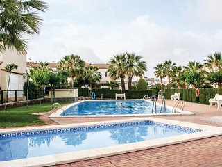Amazing home in Oropesa del Mar w/ 2 Bedrooms