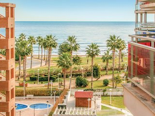 Beautiful home in Oropesa del Mar w/ WiFi and 1 Bedrooms
