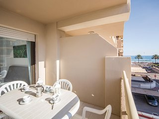 Amazing home in Benicassim w/ 1 Bedrooms and Outdoor swimming pool