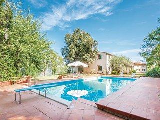 Vakantiehuis met zicht op wijnbergen en olijfgaarden