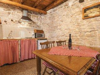 Beautiful home in Fazana w/ WiFi and 1 Bedrooms
