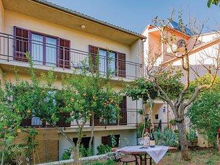Beautiful home in Fazana w/ WiFi and 2 Bedrooms