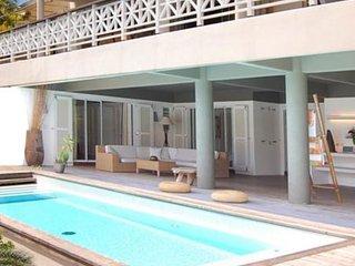 Villa La Pointe   Near Ocean - Located in Fabulous Gustavia with Private Pool
