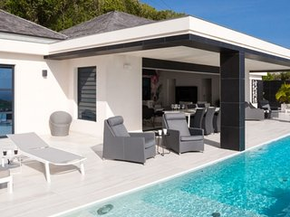 Villa Rose Dog | Ocean View - Located in Wonderful Deve with Private Pool