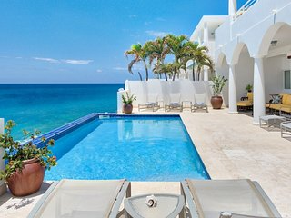Villa Etoile De Mer | Ocean View - Located in Fabulous Cupecoy with Private Po