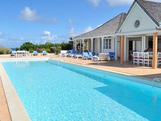 Villa Oui | Beach View - Located in Stunning Petit Cul de Sac with Private Poo