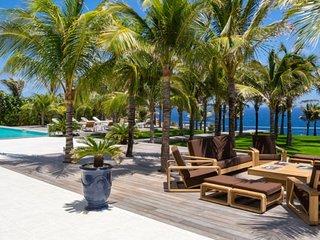 Villa Good News | Ocean View - Located in Wonderful Petit Cul de Sac with Priv