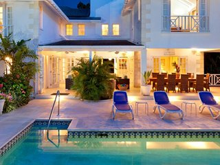 Villa Rose Of Sharon   Near Ocean - Located in Stunning Sandy Lane with Privat