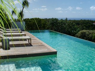 Villa Bellissima | Ocean View - Located in Fabulous Gouverneur with Private Poo