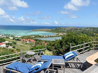Villa Kyody | Ocean View - Located in Fabulous Marigot with Private Pool