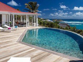 Villa Nocean | Ocean View - Located in Fabulous Marigot with Private Pool