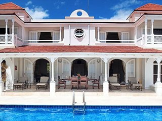 Fosters House | Beach Front - Located in Wonderful Saint James with Private Po