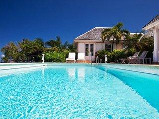 Villa Le Roc | Ocean View - Located in Fabulous Petit Cul de Sac with Private