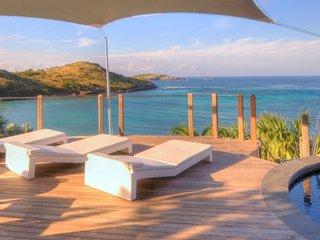 Villa Indian Song | Ocean View - Located in Fabulous Petit Cul de Sac with Pri