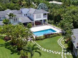 Villa Rose Of Sharon | Near Ocean - Located in Exquisite Sandy Lane with Priva
