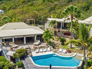 Villa Le Mas Des Sables | Ocean View - Located in Tropical Terres Basses with P