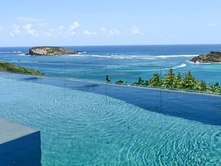 Villa Om | Ocean View - Located in Stunning Mont Jean with Private Pool