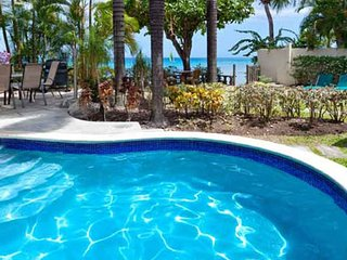 Villa Seawards | Beach Front - Located in Stunning Saint James with Private Po