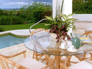 Villa Coconut Ridge #5 | Ocean View - Located in Tropical Sugar Hill with Hous