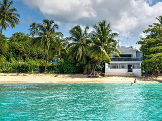 Villa Westshore | Beach Front - Located in Exquisite Saint James with House Cl