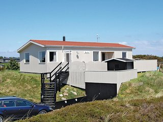 Nice home in Vejers Strand w/ Sauna, WiFi and 3 Bedrooms