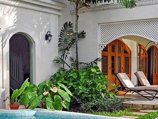 Villa La Paloma   Beach Front - Located in Exquisite Saint James with Private