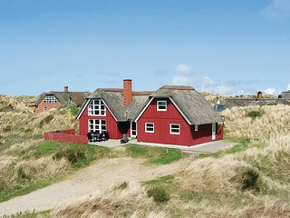 Beautiful home in Blåvand w/ Sauna, WiFi and 4 Bedrooms (P32637)