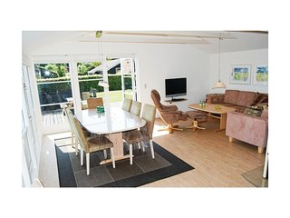 Nice home in Bjert w/ WiFi and 3 Bedrooms (C2167)
