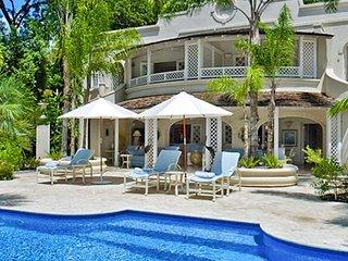 Villa Sandalo | Beach Front - Located in Beautiful Gibbs Beach with Private Po