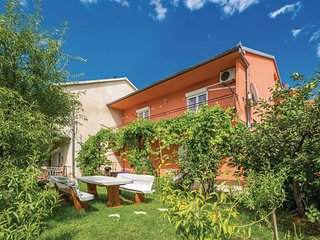 Amazing home in Senj w/ WiFi and 2 Bedrooms