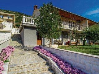 Beautiful home in Senj w/ WiFi and 2 Bedrooms (CKV222)