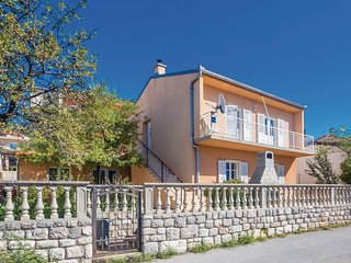Stunning home in Senj w/ WiFi and 6 Bedrooms