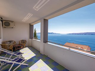 Amazing home in Senj w/ WiFi and 1 Bedrooms