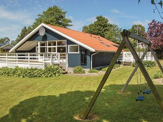 Nice home in Hejls w/ WiFi and 4 Bedrooms