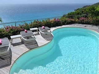 Villa Gouverneur Cliff | Ocean View - Located in Stunning Gouverneur with Priva