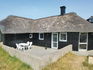 Amazing home in Vejers Strand w/ Sauna, WiFi and 4 Bedrooms