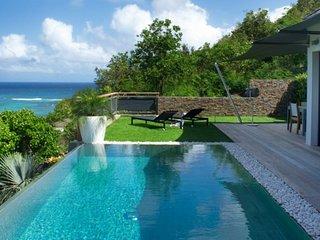 Villa Open Space | Ocean View - Located in Exquisite Petit Cul de Sac with Pri